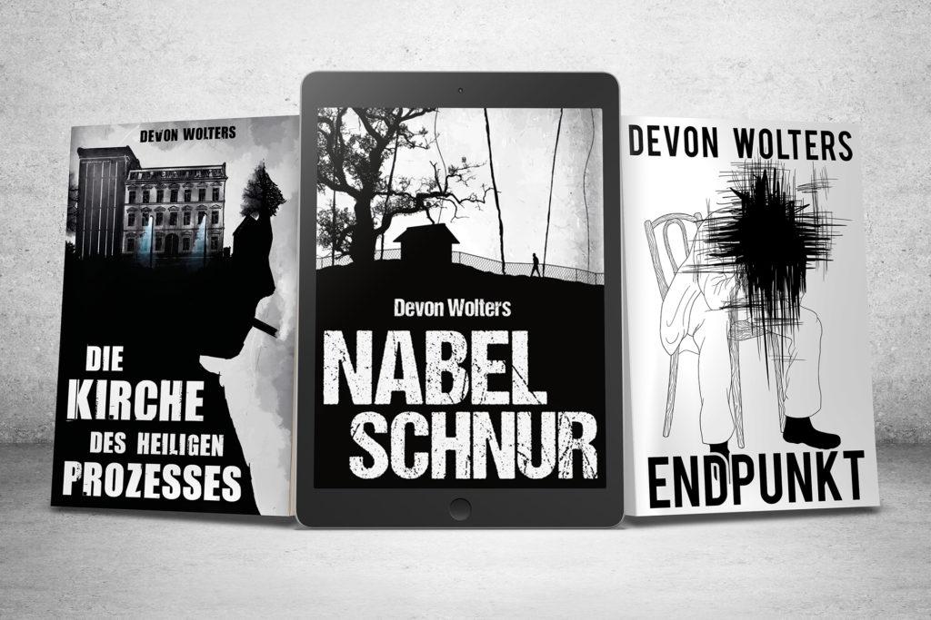 Meine Bücher - Devon Wolters